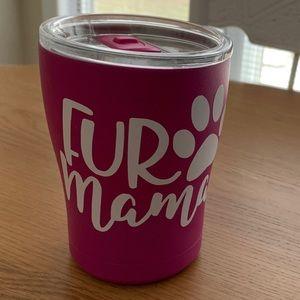  3/$12 Fur mama reusable cup